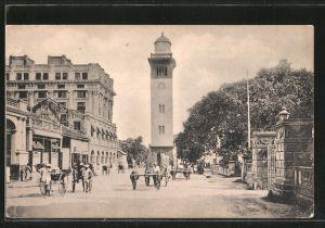AK Colombo, Clock Tower