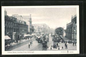 AK Edinburgh, East End of Princes Street
