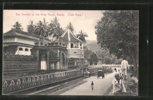 AK Kandy, The Temple of the Holy Tooth