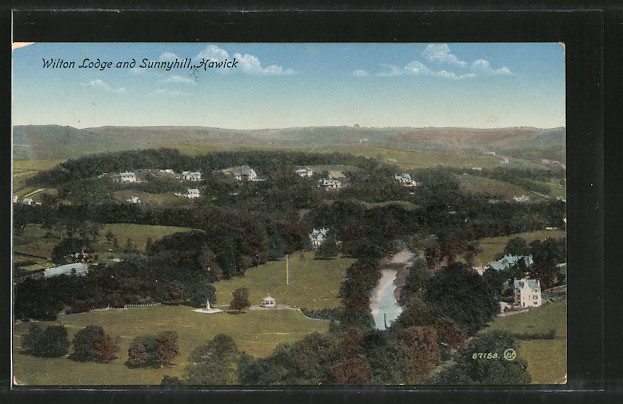 AK Hawick, Wilton Lodge and Sunnyhill