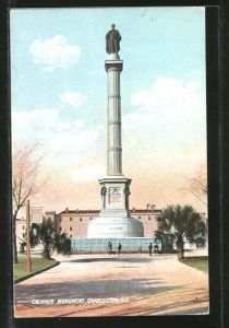 AK Charleston, SC, Calhoun Monument