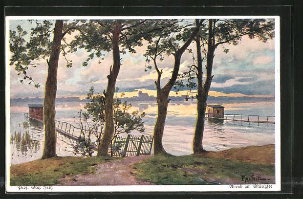 Künstler-AK Wohlgemuth & Lissner, Primus-Postkarte No. 3193,