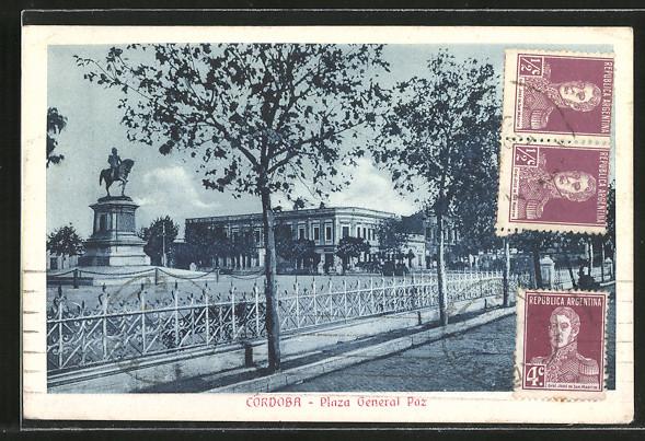 AK Cordoba, Plaza General Paz