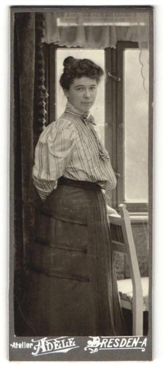 Adele Dresden fotografie atelier adèle dresden a portrait dame in