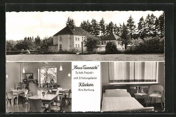 AK Klecken, Ev.- luth. Freizeit- und Erholungsheim