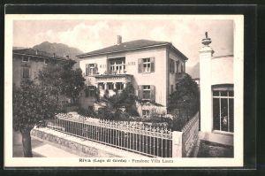 AK Riva, Lago di Garda, Pensione Villa Laura