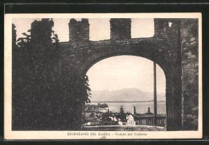 AK Desenzano, Veduta del Castello