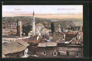 AK Sarajewo, Begova Moschee und Castel