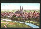 Bild zu AK Regensburg, Bl...