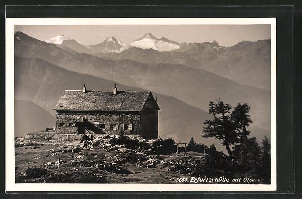 AK Erfurter Hütte am Achensee
