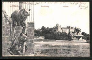 AK Bernburg, Bären im Schlosszwinger