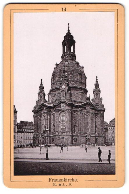 Fotografie Römmler & Jonas, Dresden, Ansicht Dresden, Frauenkirche