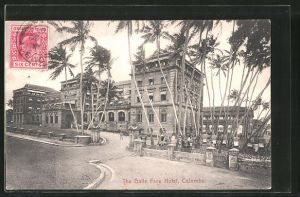AK Colombo, The Galle Face Hotel