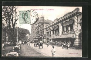 AK Colombo, View of Princes Street