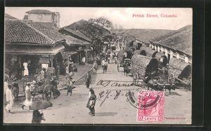 AK Colombo, View of Pettah Street