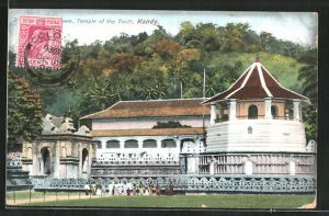 AK Kandy, Temple of the Tooth