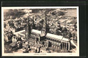 AK Lichfield, Cathedral, Kathedrale
