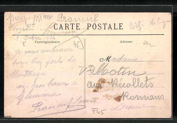 Ak Montargis Rue Doree Nr 7392665 Oldthing Ansichtskarten