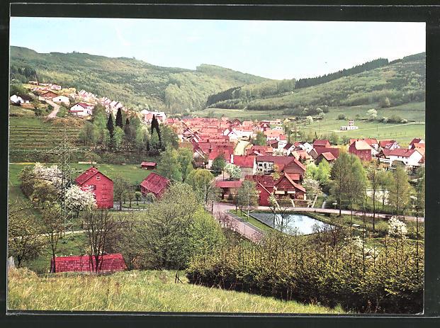 AK Gründau-Breitenborn, Ortsansicht
