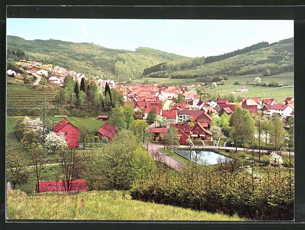 AK Gründau-Breitenborn, Gesamtansicht