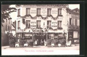 AK Pacy-sur-Eure, Hotel Saint Lazare