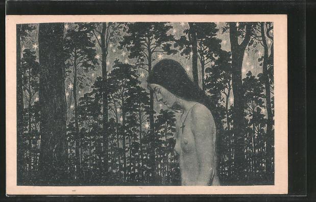 Wald nackt geschichte im im wald