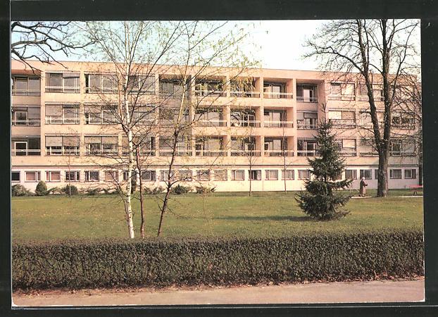 AK Berlin, evangelisches Krankenhaus Hubertus