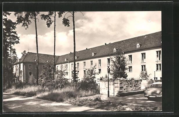 AK Dresden-Weisser Hirsch, Krankenhaus Weisser Hirsch