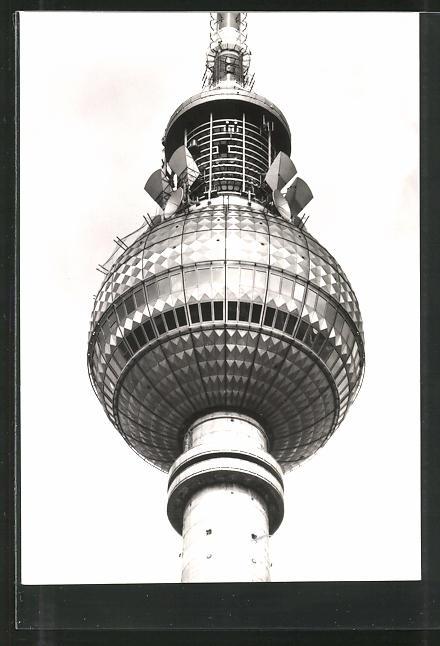 AK Berlin, Fernseh-und UKW-Turm