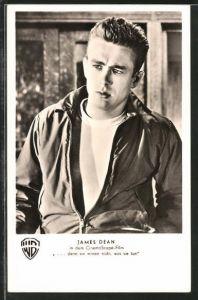 AK Schauspieler James Dean im Film