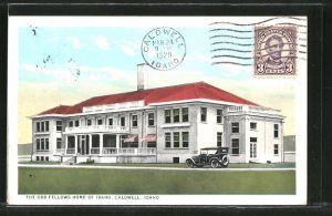AK Caldwell, ID, The Odd Fellows Home of Idaho