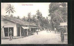 AK Colombo, Cotta Road Scene