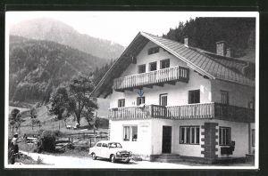 AK Schwarzau, Gasthof J. Triebl