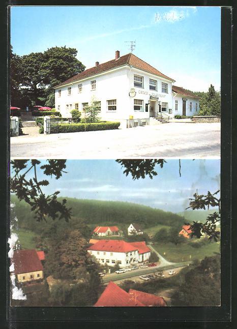 AK Nolle, Gasthaus und Pension Noller Schlucht