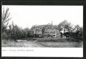 AK Hondrich, Hotel-Pension Altels