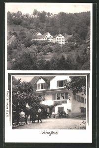 AK Wengibad, Gasthaus Wengi-Bad