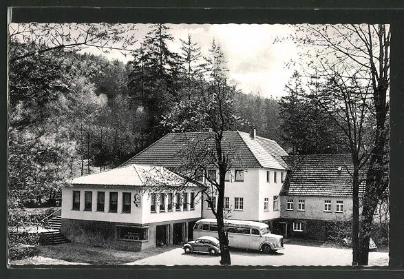 AK Horn-Bad Meinberg, Waldgaststätte Kattenmühle
