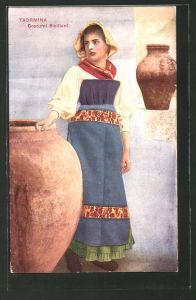 AK Taormina, Costumi Siciliana