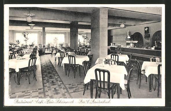 Rheinpark Cafe Düsseldorf