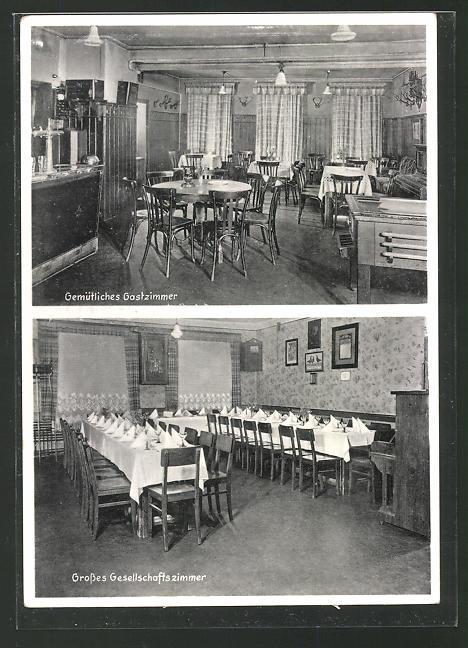 AK Glauchau, Gasthaus