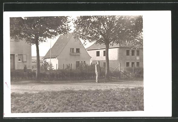 Foto-AK Aachen, Wohnhaus Melatener Strasse 141 0