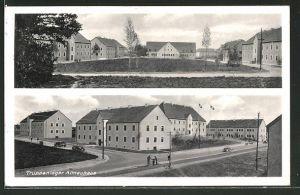 AK Grafenwöhr, Altneuhaus, Truppenlager, verschiedene Ansichten