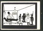 Bild zu Künstler-AK Arzt ...