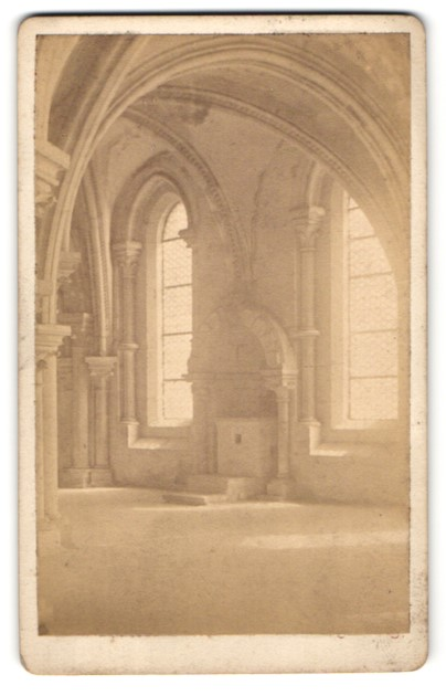 Fotografie Albert Ochs, Magdeburg, Ansicht Magdeburg, Fenster im Dom