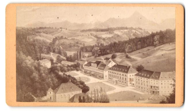 Fotografie S. Volkmann, Graz, Ansicht Rohitsch, Panorama