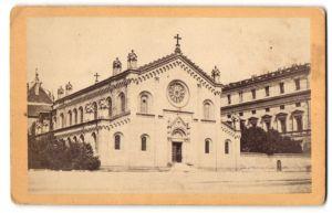 Fotografie G. Böttger, München, Ansicht München, Allerheiligen Hofkapelle