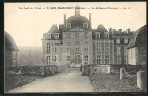 AK Thury-Harcourt, Le Chateau d'Harcourt