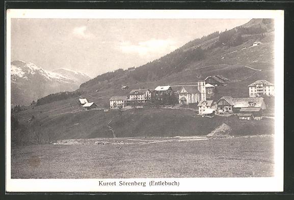 AK Sörenberg, Blick zum Ort