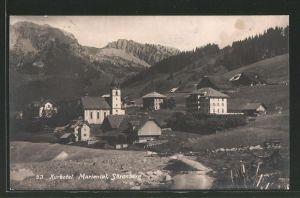 AK Sörenberg, Kurhotel Mariental