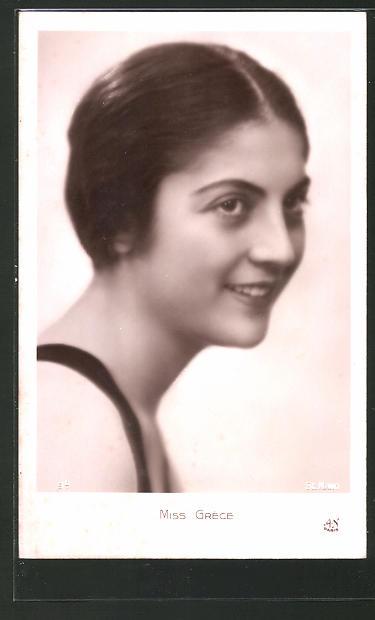 AK Miss Grèce, Schönheitskönigin